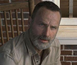 "Será que veremos Rick (Andrew Lincoln) morto em ""The Walking Dead""?"