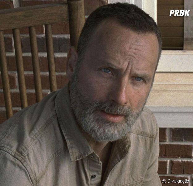 "Será que veremos Rick (Andrew Lincoln) morto em ""The Walking Dead""?"