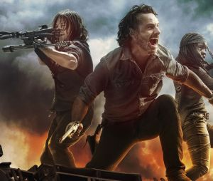 """Desfecho de Rick (Andrew Lincoln) em """"The Walking Dead"""" não será alterado"""