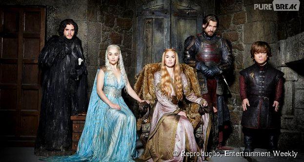 """Atores de """"Game of Thrones"""" estão reservados para uma possível sétima temporada da série"""