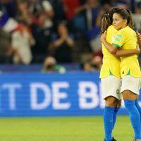 A Marta fez um desabafo após a eliminação do Brasil na Copa do Mundo e estamos chorando até agora