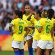 Brasil foi eliminado da Copa do Mundo Feminina em jogo contra a França