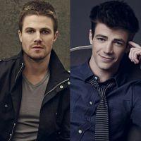 """Duelo: Oliver de """"Arrow"""" ou Barry de """"The Flash""""? Com quem Felicity deve ficar?"""