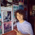 "Gaten Matarazzo, o Dustin de ""Stranger Things"", é vocalista na banda Work In Progress"