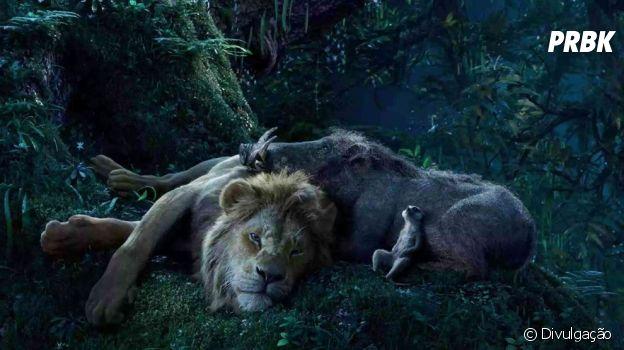 """""""O Rei Leão"""" encanta logo de início com uma abertura avassaladora"""