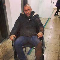 """Henrique Fogaça, jurado do """"MasterChef"""", sofre acidente de moto e posta tudo no Instagram"""