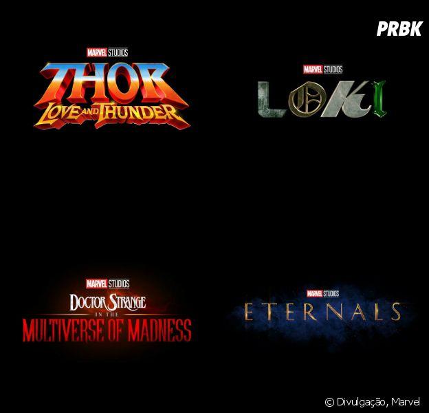 Confira a data de estreia dos próximos filmes e séries da Marvel