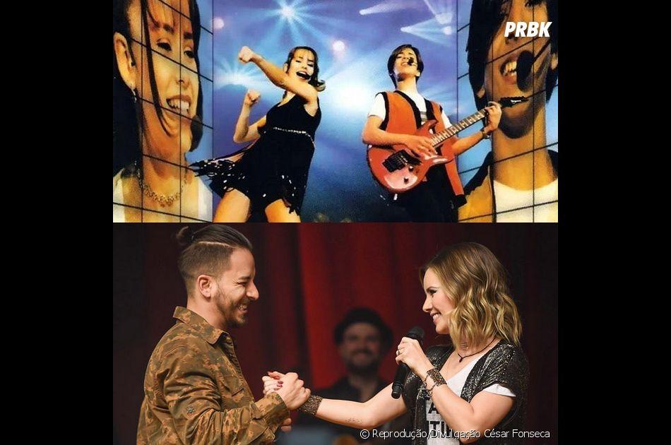 Sandy & Junior: último show será no dia 9 de novembro