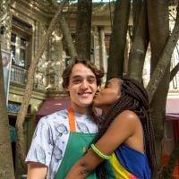 """É hoje! A internet está muito ansiosa pelo primeiro beijo de Jaque e Thiago em """"Malhação"""""""