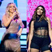 Anitta foi notada pela Mariah Carey e realizou o sonho de todo fã que tem um grande ídolo