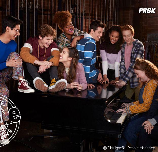 """""""High School Musical"""": série do Disney+ ganha primeiras imagens"""