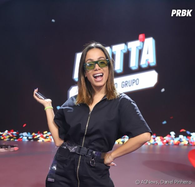 Anitta falou com o Purebreak no Whatsapp!