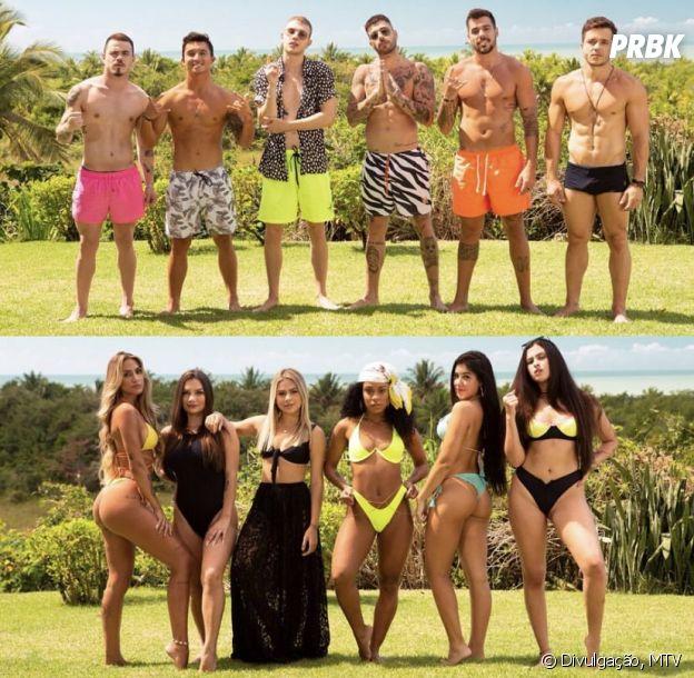"""""""De Férias com o Ex Brasil: Celebs"""": conheça os 12 participantes da nova temporada do reality"""