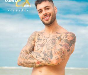 """""""De Férias com o Ex Brasil: Celebs"""": Gui Araújo participou da 3ª temporada do reality da MTV"""