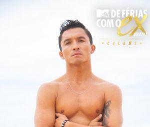 """""""De Férias com o Ex Brasil: Celebs"""":Flávio Nakagima é surfista"""