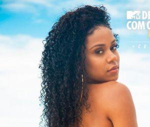 """""""De Férias com o Ex Brasil: Celebs"""": MC Rebecca ficou bastante famosa em 2019 por conta das músicas""""Ao Som do 150"""", """"Sento Com Talento"""" e """"Cai de Boca"""""""