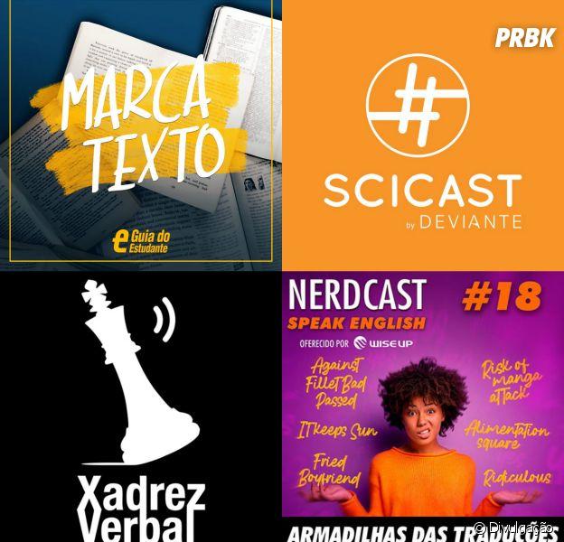 Vestibular 2019: veja 7 podcasts que podem te ajudar a se preparar para as provas