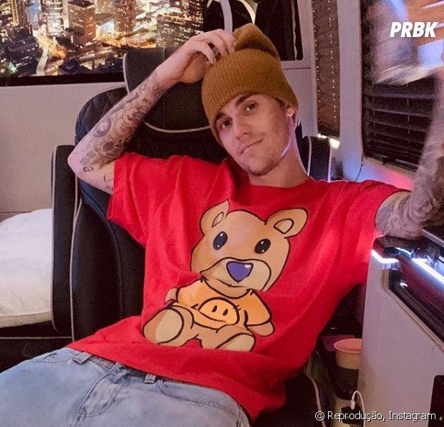 Justin Bieber relembra período conturbado com drogas e relacionamentos