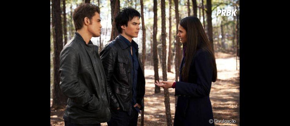 """Várias coisas aconteceram nos bastidores de """"The Vampire Diaries"""" e queremos saber se vocês estão por dentro!"""