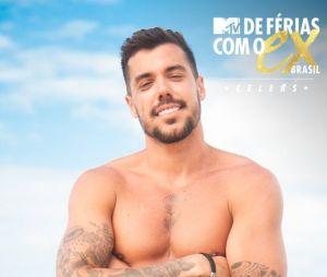 """""""De Férias com o Ex Brasil: Celebs"""": Lipe Ribeiro participou da 3ª temporada e sua ex, Yá, que conheceu durante o programa, também entrou na nova temporada"""