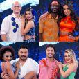 """Homens apresentaram forró no """"Dança dos Famosos"""" deste último domingo (15)"""