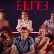 "A Netflix fez o elenco de ""Elite"" ver os vídeos dos seus testes para entrar na série"