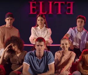 """""""Elite"""": elenco da série assiste suas audições para a série"""