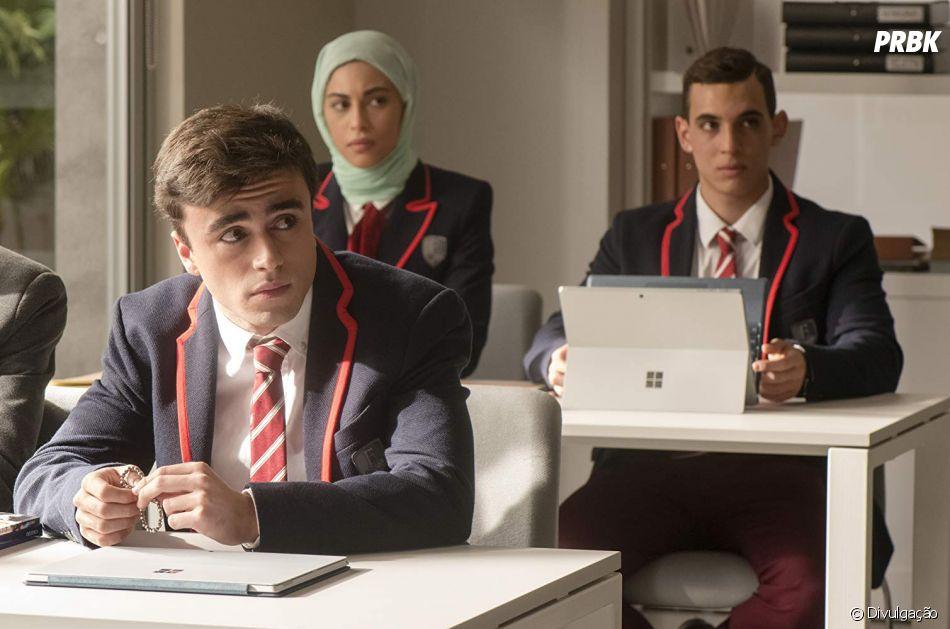 """Elite"": Netflix exibe os testes de elenco dos atores da série"