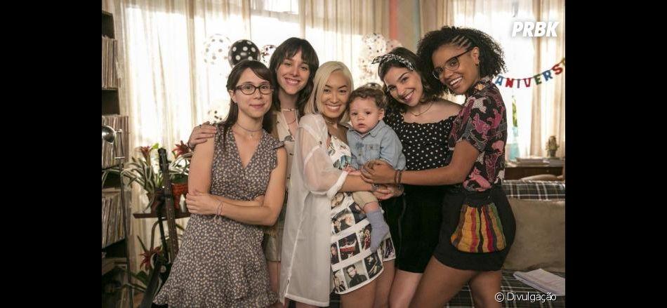 """As Five"" mostra desafios das meninas após 10 anos"