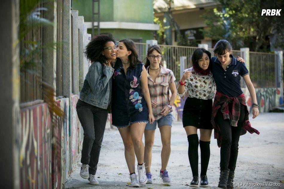 """""""As Five"""" vão se reunir para ajudar uma a outra a passar pelas situações ruins da vida adulta"""