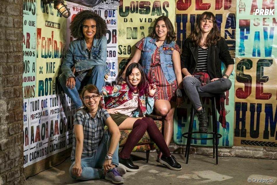"""""""As Five"""" contará a vida do grupo depois do fim do colégio"""