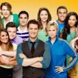 """""""Glee"""" é um dos recordistas de indicações do People's Choice Awards 2014"""