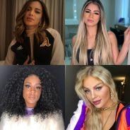 Parece que vai rolar um feat entre Anitta, Luísa Sonza, Lexa e MC Rebecca, de acordo com jornal
