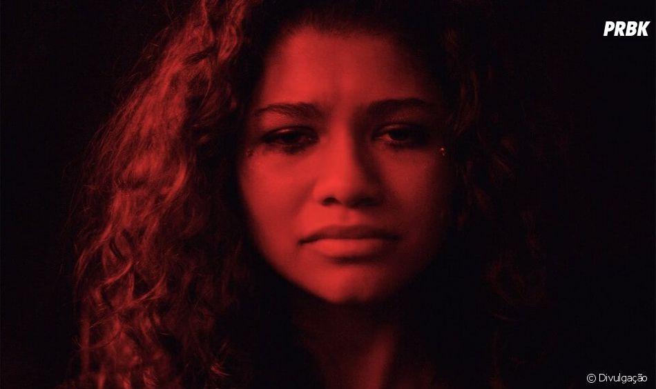 """""""Euphoria"""" se passa no colégio e não deve ir além disso, diz atriz"""