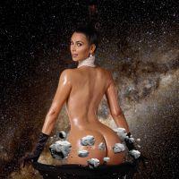 Bunda da Kim Kardashian: A internet não perdoa e foto vira meme