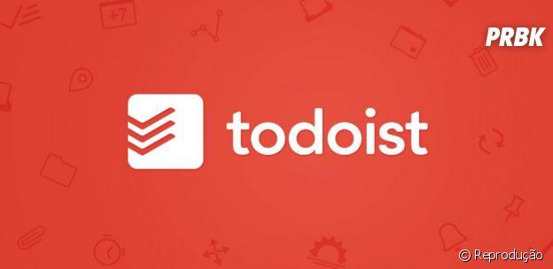 O Todoist ajuda você na organização da sua vida