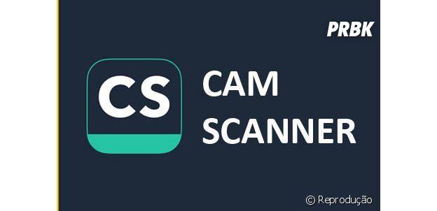 Conte com o CamScanner para digitalizar tudo que você precisa