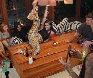 """""""De Férias com o Ex Brasil: Celebs"""": Hana ganhou a oportunitade de passar uma noite na suíte master"""