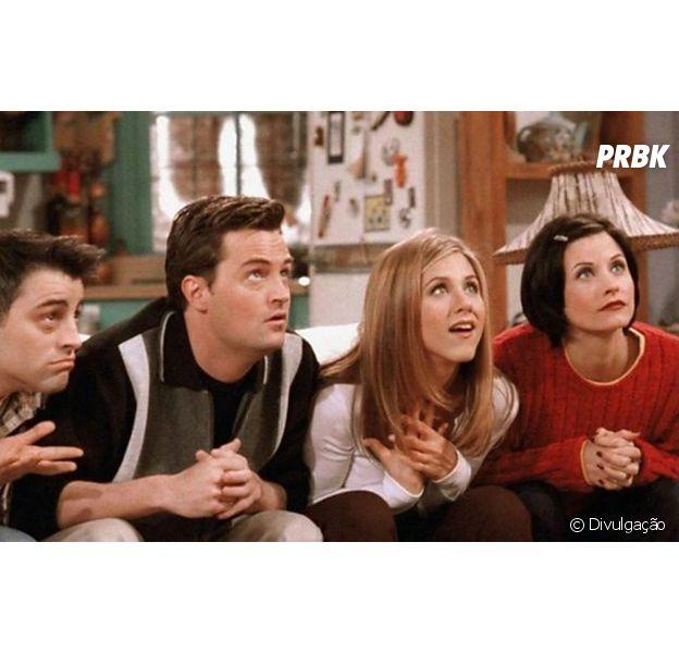 """""""Friends"""" pode ganhar filme ou novos episódios!"""