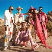 """Estes fãs não sabem quem é mais sortudo; IZA, Ciara ou Major Lazer no clipe de """"Evapora"""""""