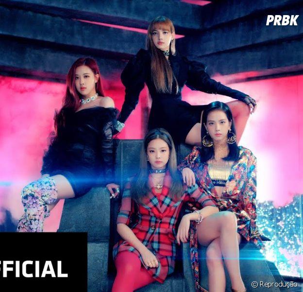"""BLACKPINK faz história no K-Pop depois de atingir 1 bilhão de views com """"DDU-DU DDU-DU"""""""