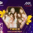 Confira tudo que rolou no Asia Artist Awards 2019
