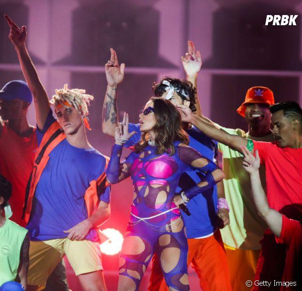 Anitta vai fazer show igual a do Rock in Rio 2019 no Parque de Madureira