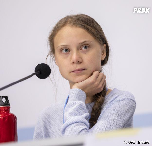 Greta Thunberg é eleita Personalidade do Ano pela Time
