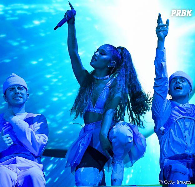 """Ariana Grande tem """"thank u, next"""" como melhor álbum pela revista People"""