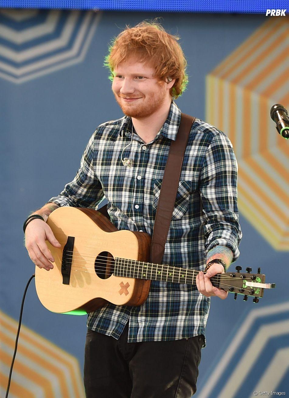 Ed Sheeran avisa no Instagram que vai dar uma pausa na carreira