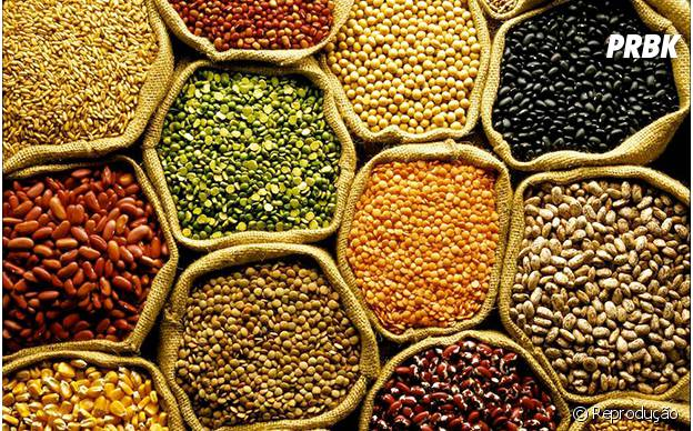Feijão, lentilha, grão-de-bico e outros grãos que fazem bem à saúde