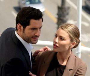 "Lucifer (Tom Ellis) e Chloe (Lauren German) podem se casar no final de ""Lucifer"""