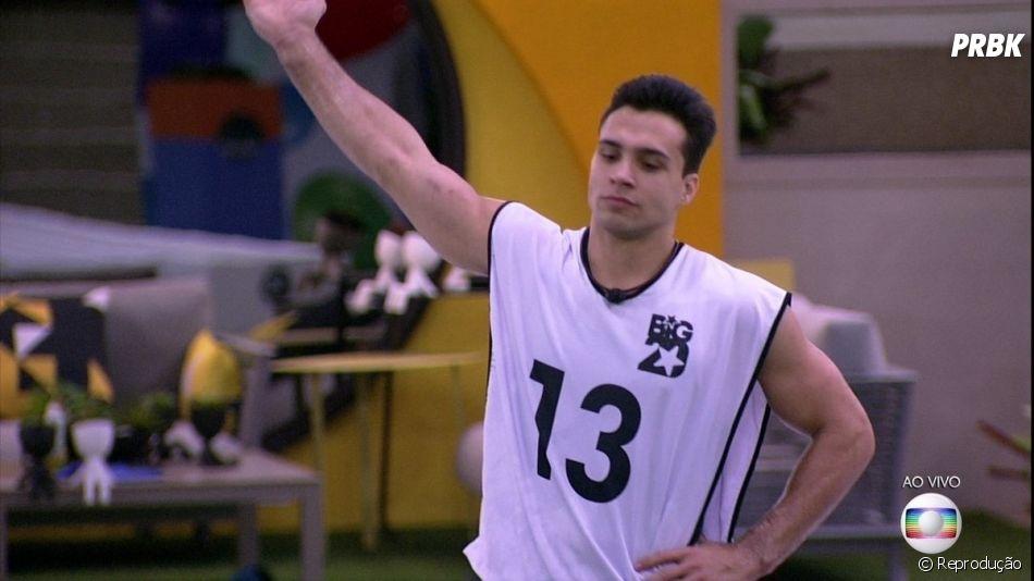 "No ""BBB20"", Petrix Barbosa foi o primeiro líder da temporada"