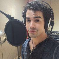Sam Alves inicia as gravações do novo CD e fãs já estão na contagem regressiva!